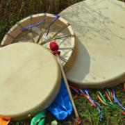 Tambour amérindien, tambour chamanique, développement personnel, coaching